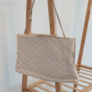 Guess by Marciano White Handbag